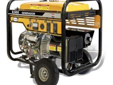 Generador Monofásico Gasolina 8000 Watts Omega Industrial Nicaragua