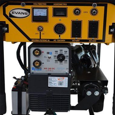 Soldador Generador W240MG1800THAE Omega Industrial Nicaragua